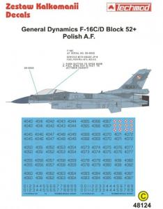 General-Dynamics F-16C/D Block 52