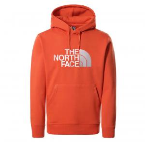 Felpa The North Face Drew Peak Orange