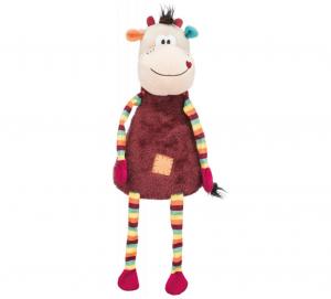 Trixie - Mucca in peluche - 53 cm