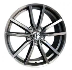 Cerchi in lega  GOLF R 2016  Dedica  VW & SKODA  19''  Width 8   5x112  ET 42  CB 57.1    GLOSS GREY-2