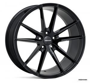 Cerchi in lega  VEEMANN  V-FS25  20''  Width 8.5   5x120  ET 35    Gloss-Black