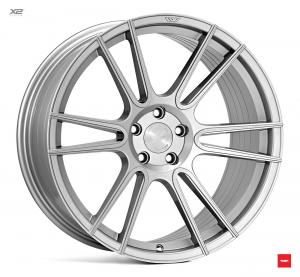 Cerchi in lega  Ispiri  FFR7  20''  Width 10   5x120  ET 45  CB 66.56    Pure Silver Brushed