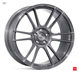 Cerchi in lega  Ispiri  FFR7  20''  Width 10   5x120  ET 45  CB 72.56    Full Brushed Carbon Titanium