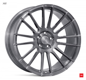 Cerchi in lega  Ispiri  FFR8  20''  Width 10,5   5x112  ET 30  CB 66.56    Full Brushed Carbon Titanium