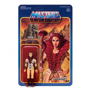 Masters of the Universe ReAction: TEELA by Super 7