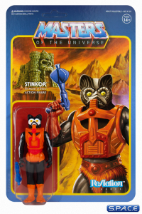 Masters of the Universe ReAction: STINKOR by Super 7