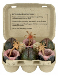 Alien: LV-426 CAGE-FREE EGGS SET by Neca