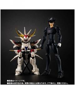 SAMURAI TROOPERS Armor Plus: KIKOUTEI REKKA (Shugosha Hatsudou Color) by Bandai SPECIAL COLOR EDITION TAMASHIWEB EXCLUSIVE
