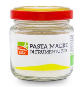 PASTA MADRE DI FRUMENTO BIO - 50 G