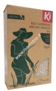 KI RISO ARBORIO BIANCO - 1 KG
