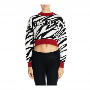 PULLOVER CROPPED PATCH