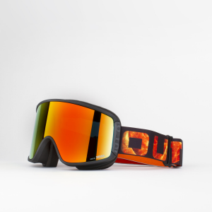 Maschera Snowboard Shift Vulcano Red