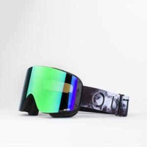 Maschera Snowboard Tempesta Green