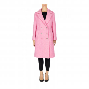 WOMAN DOUBLE BREASTED COAT