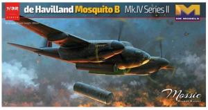 De Havilland Mosquito B, Mk.IV, Series II