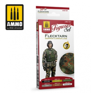 Flecktarn German Camouflage