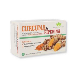 CURCUMA PIPERINA 60 CPS