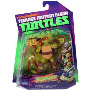 Teenage Mutant Ninja Turtles nickelodeon: MICHELANGELO by Giochi Preziosi