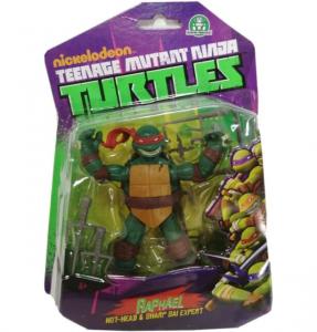 Teenage Mutant Ninja Turtles nickelodeon: RAPHAEL RAFFAELLO by Giochi Preziosi