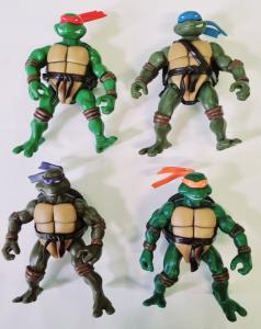 Teenage Mutant Ninja Turtles by Playmates