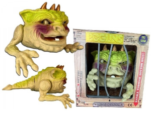 Boglins: KING DROOL serie 2 by Tri Action Toys