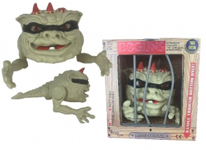 Boglins: KING DROOL serie 3 by Tri Action Toys