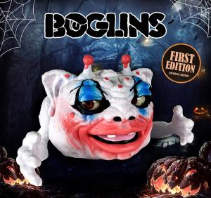 *PREORDER* Boglins: CRAZY CLOWN serie 4 Halloween by Tri Action Toys