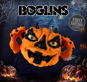 *PREORDER* Boglins: BLOBKIN serie 4 Halloween by Tri Action Toys