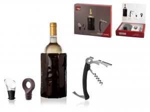 Vacuvin Classic Set Wine 4 Pezzi