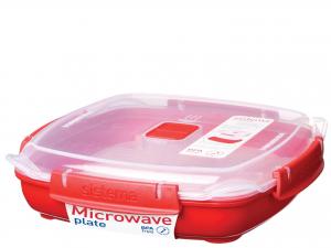 Contenitore In Polipropilene Microwave Quadrata Lt0,88 1105