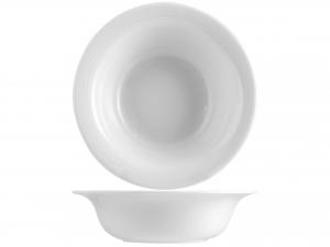 Insalatiera In Porcellana Firenze Bianco Cm23