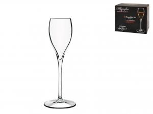 Confezione 6 Calici In Vetro Magnifico Liquore