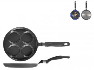 Padella Antiaderente Pancake Induzione 4 Posti