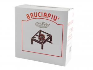 Fornellone Gas 4 Piani Bruciapiu' 40