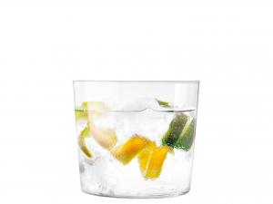 H&h Set 6 Bicchieri In Vetro Starck Vino Cc 270