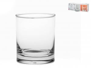 Confezione 3 Bicchieri Cortina Acqua Cl25 *1/4p