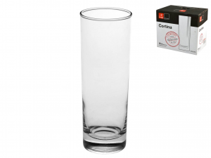 Bicchiere In Vetro Cortina Long Drink Cl32