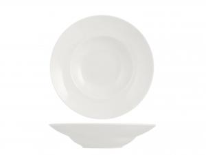 Piatto In Porcellana Pastabowl Bianco Cm23