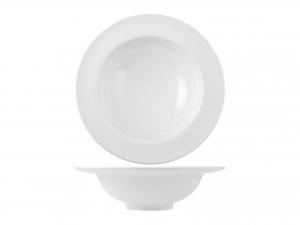 Insalatiera In Porcellana, ø 29 Cm, Bianco