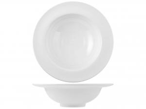 Insalatiera In Porcellana, ø 33 Cm, Bianco