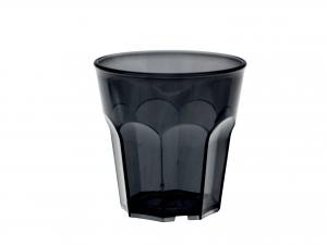 6 Bicchieri Movida Policarb 250 Nero