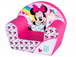 Poltroncina Imbottita Disney Minnie Simply
