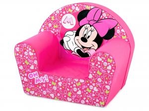 Poltroncina Bimba Disney Minnie3 Con Fodera In Cotone Decora
