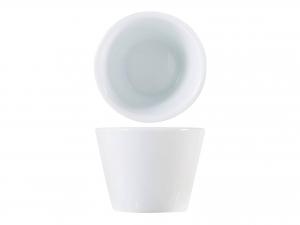 Ramequin In Porcellana Bianco Cm5x6,5      -21943