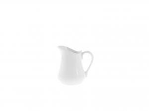 Lattiera In Porcellana Bianca Cc 25