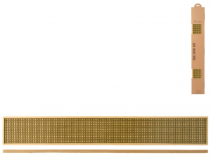 Tappetino Bar Cm 70x10 Oro B008mg