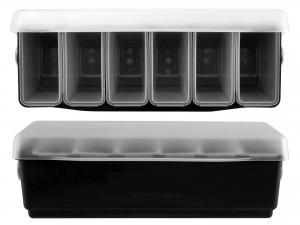 Portacondim 6 Vaschette Refrig