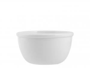Coppetta In Porcellana Bianco Tonda Cm15   A10362