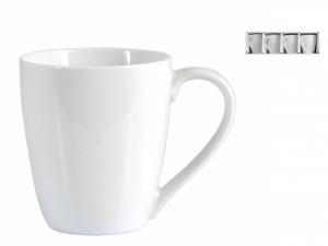 Mug In Porcellana Bianca Cc380