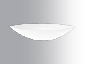 Coppetta In Porcellana Bianco Barca 14x7x2 Hb2187